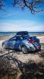 Het reizen naar Gotland Royalty-vrije Stock Foto