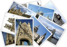 Het reizen rond Engeland Stock Afbeelding