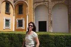 Het reizen in Spanje stock afbeelding