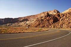 Het reizen in Utah Stock Fotografie