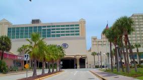 Het reizen van Daytona Beach FL stock video