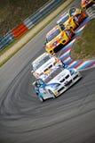 Het reizen van de wereld autokampioenschap in brno 2009 Royalty-vrije Stock Foto