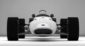 Het rennen sportwagenconcept Royalty-vrije Stock Foto's