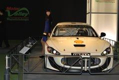 Het Rennen van Maserati Royalty-vrije Stock Foto's