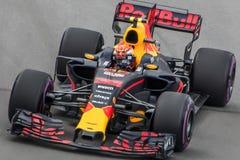 Het Rennen van Red Bull stock afbeeldingen