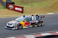 Het Rennen van Serra de Auto van de Voorraad Stock Fotografie