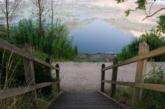 Het reservoir Stock Foto