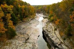 Het Reservoir van Ashokan, NY royalty-vrije stock afbeeldingen