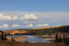 Het Reservoir van Bonham Royalty-vrije Stock Fotografie