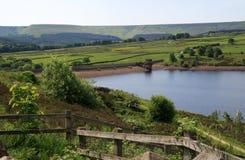 Het Reservoir van Digley Stock Fotografie