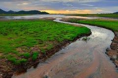 Het reservoir van klapphra Royalty-vrije Stock Foto's