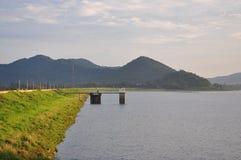 Het Reservoir van klappra royalty-vrije stock afbeelding