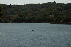 Het Reservoir van Lafayette royalty-vrije stock foto's