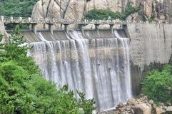 Het reservoir van Longtan Stock Afbeeldingen
