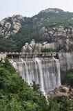 Het reservoir van Longtan Royalty-vrije Stock Foto's