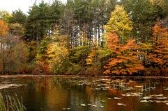 Het Reservoir van Nimisilla   royalty-vrije stock fotografie