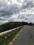 Het reservoir van Quabbin Stock Afbeeldingen