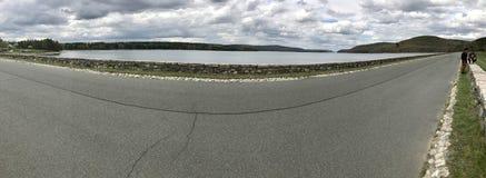 Het reservoir van Quabbin Royalty-vrije Stock Afbeelding