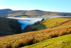 Het Reservoir van Sulby stock fotografie