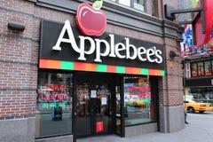 Het Restaurant van Applebee Stock Fotografie