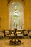 Het restaurant van de luxe stock fotografie