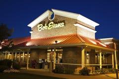 Het Restaurant van Evans van het loodje stock foto's