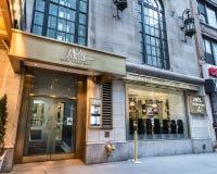 De Stad van New York van het Restaurant van Niles Stock Foto's