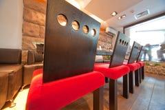 Het restaurant van sushi Royalty-vrije Stock Foto's