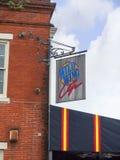 Het Restaurantgebied in Savanne in Georgië de V.S. Royalty-vrije Stock Fotografie