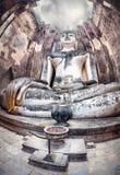 Het reuze standbeeld van Boedha in Thailand royalty-vrije stock afbeeldingen