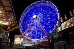 Het Reuzenrad van het Festival van de datum royalty-vrije stock afbeeldingen