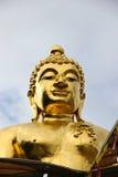Het reuzestandbeeld van Boedha Royalty-vrije Stock Afbeeldingen
