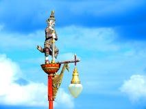 Het reuzestandbeeld van Thailand royalty-vrije stock foto