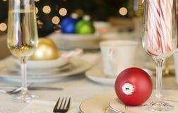 Het riet en de ornamenten van het suikergoed Royalty-vrije Stock Foto