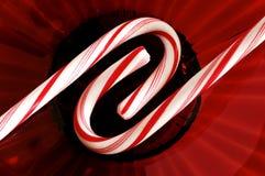 Het riet van het suikergoed Royalty-vrije Stock Afbeelding