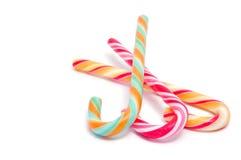 Het riet van het suikergoed Stock Afbeelding