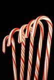 Het Riet van het suikergoed Royalty-vrije Stock Afbeeldingen