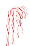 Het Riet van het suikergoed Stock Afbeeldingen