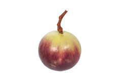 Het rijpe fruit van de sterappel Stock Foto