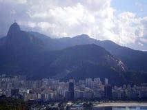 Het Rio de Janeiro van Corcovado   Stock Foto's