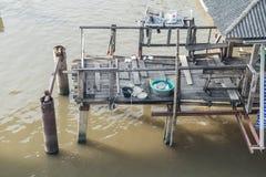 Het rivierleven Royalty-vrije Stock Afbeelding