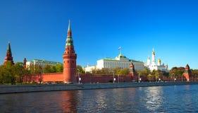 Het Rode Vierkant van Moskou een de zomerdag Royalty-vrije Stock Fotografie