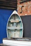 Het roeien van boot voor verkoop Royalty-vrije Stock Afbeeldingen