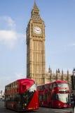 Het Roepen van Londen royalty-vrije stock afbeeldingen
