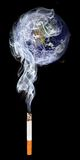 Het roken Stock Fotografie