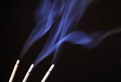 Het roken Stock Afbeeldingen
