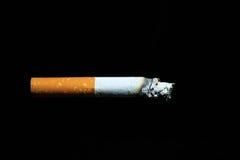Het roken is een belangrijke doodsoorzaak kanker en Royalty-vrije Stock Foto