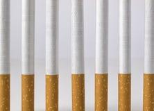 Het roken is een gevangenis Stock Afbeeldingen