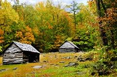Het rokerige Nationale Park van de Berg Royalty-vrije Stock Foto's