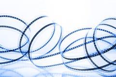 Het rollen van de film Stock Afbeelding